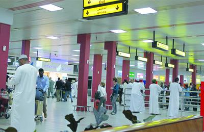 Increased Passenger Traffic at Muscat International and Salalah Airports