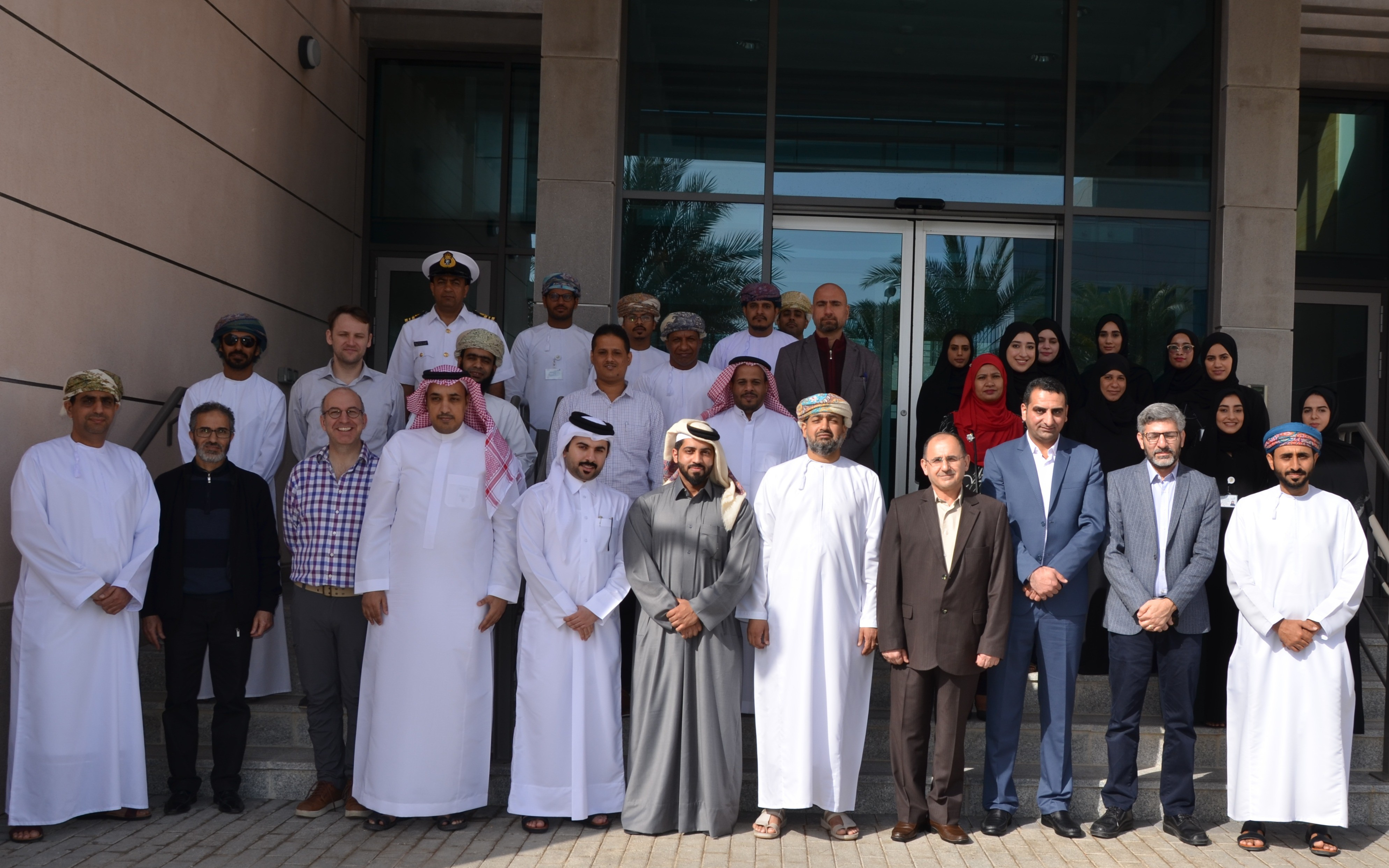 Launching of the fifteenth workshop on satellite applications at the Center of Excellence for satellite applications - Muscat  16-20 February 2020 weather of the seas