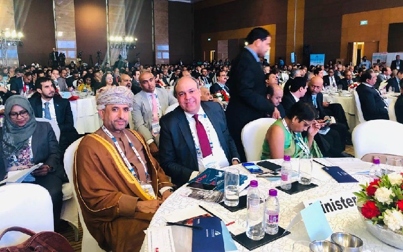 Sultanate's participation in the Global Aviation Summit 2019