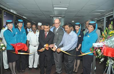 Oman Air Celebrates Operating Flights to Goa in India