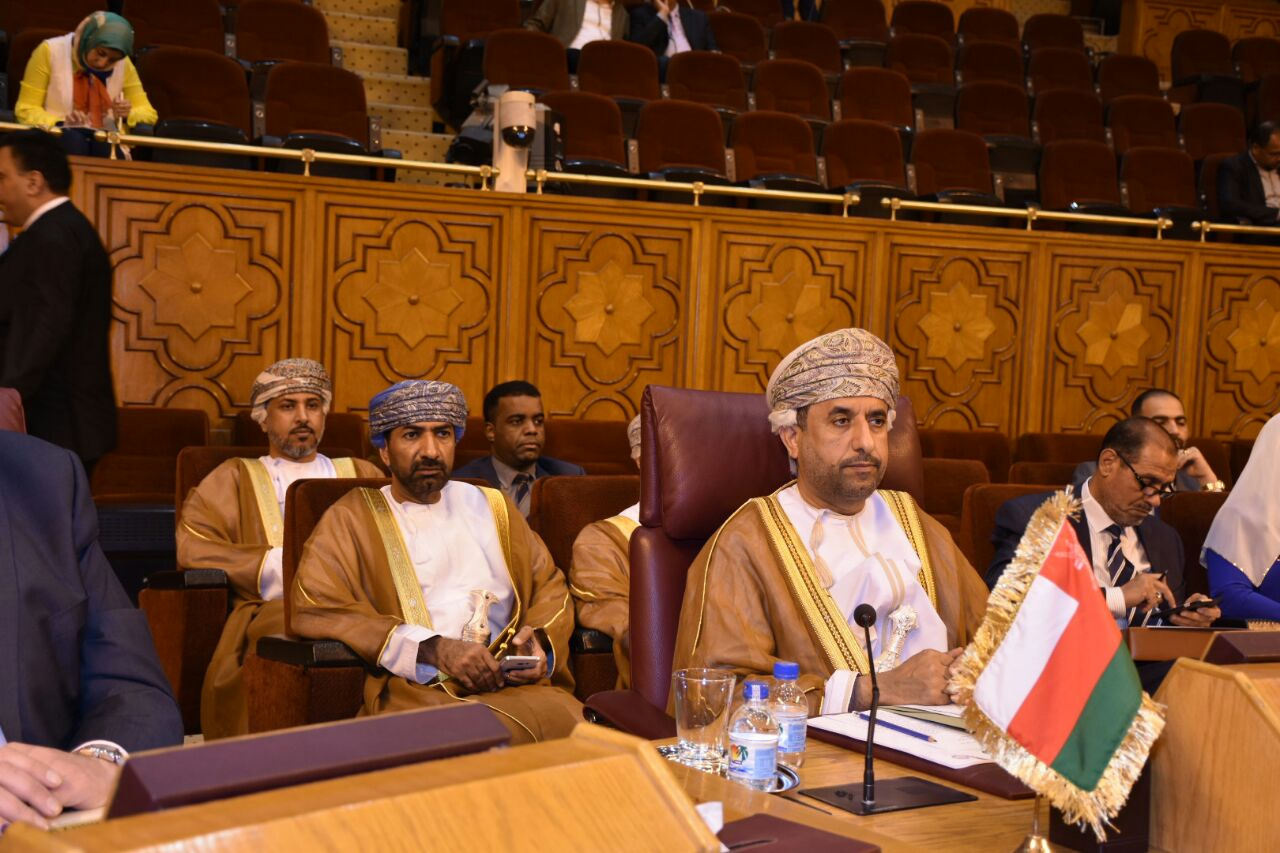 Participation of the Sultanate in the work of the second session of the Council of Arab Ministers for Meteorology and Climate Affairs
