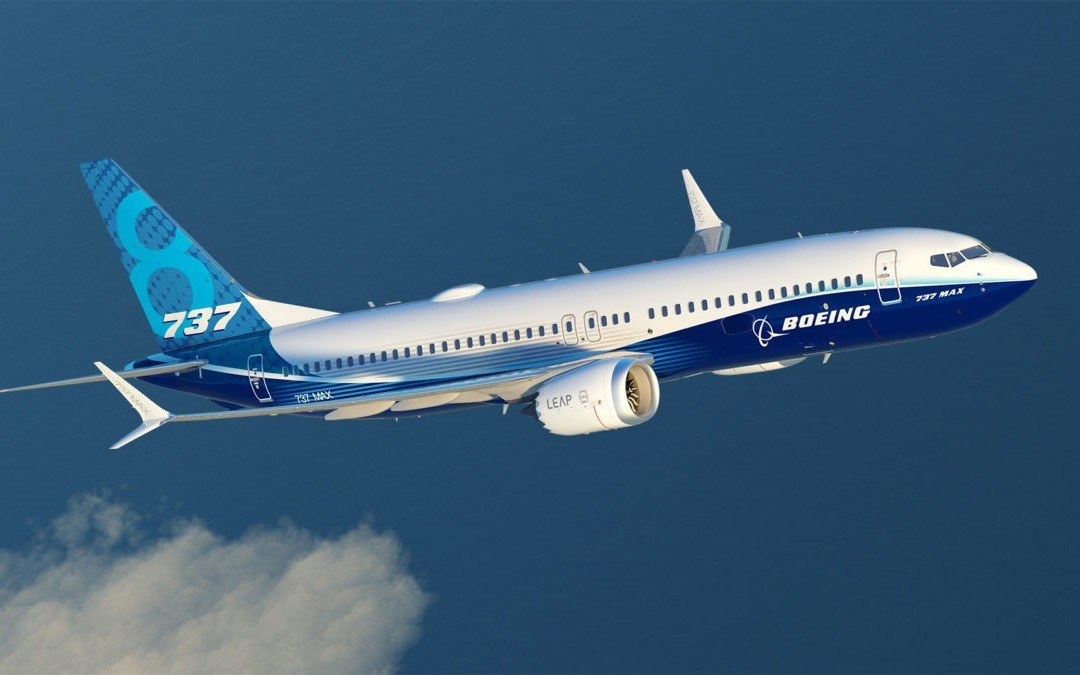 Permission of Boeing 737 Max for return to service