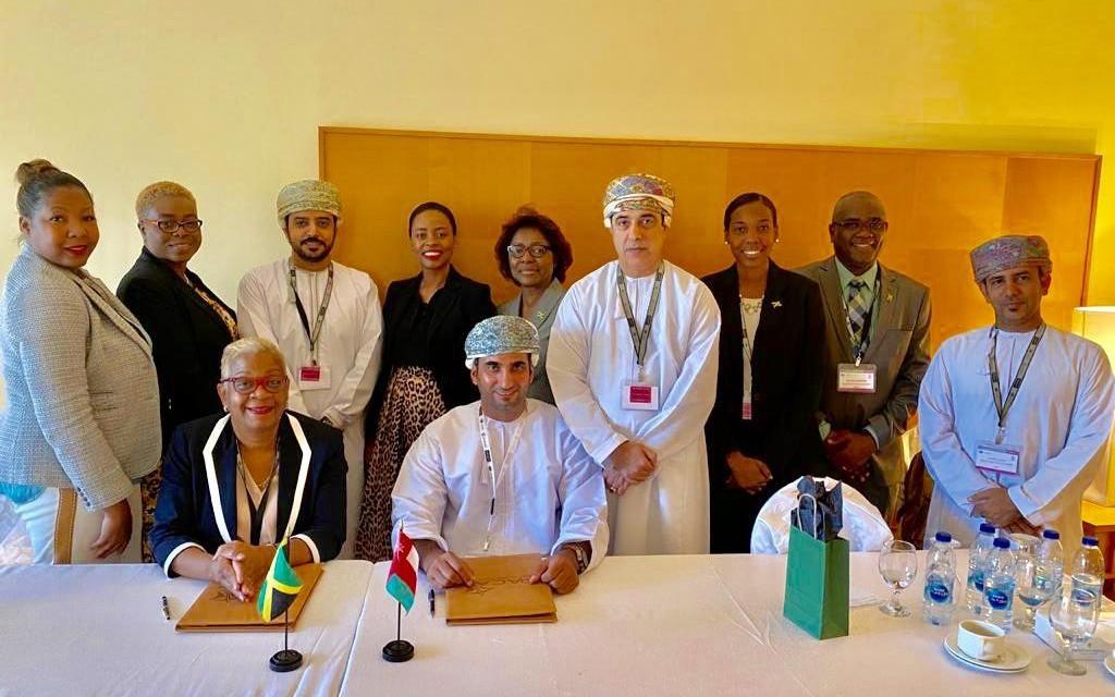 بيان صحفي عن مشاركة السلطنة في مؤتمر الايكان للمفاوضات بشأن خدمات النقل الجوي ICAN2019