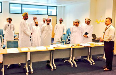 Professional Projects Management workshop organized by PACA
