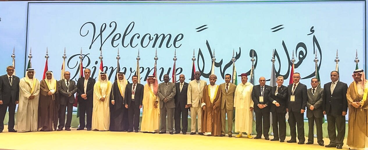 Selection of His Excellency Dr. Mohammed Nasser Al-Zaabi, as Chairman of the Executive Council of Arab Civil Aviation commission by acclamation
