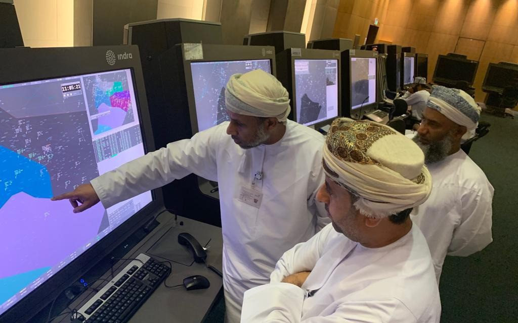 Inauguration of Seventh Sector in the Omani Airspace