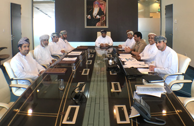 The third Council administration meeting for 2015